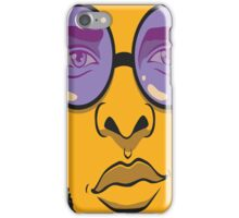 Sly Family Stone Tour iPhone Case/Skin