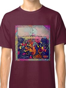 Abstract To Pimp A Butterfly Classic T-Shirt