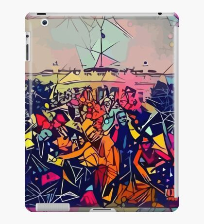 Abstract To Pimp A Butterfly iPad Case/Skin