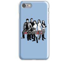 BTVS CAST (S1): The Scoobies! iPhone Case/Skin