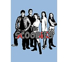 BTVS CAST (S1): The Scoobies! Photographic Print