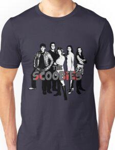 BTVS CAST (S1): The Scoobies! Unisex T-Shirt