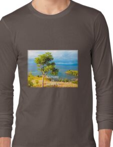Nature is Heaven Long Sleeve T-Shirt