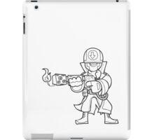 Reddit Downvote Army Flamer iPad Case/Skin