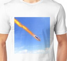 U2 bullet the blue sky Unisex T-Shirt