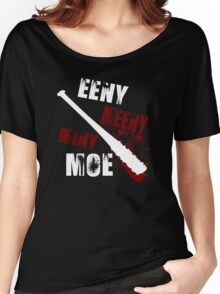 Eeny meeny miny moe Women's Relaxed Fit T-Shirt
