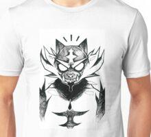 Inktober 21 - Dark Fire Unisex T-Shirt