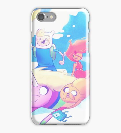 THE ADVENTURE CONTINUES... iPhone Case/Skin