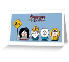 Adventure Park Greeting Card