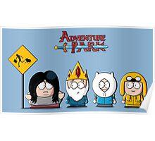 Adventure Park Poster