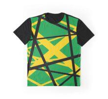 Frankenstrat (Jamaica) Graphic T-Shirt