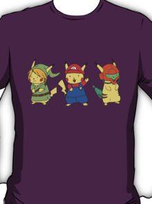 Nintendo Pikachus T-Shirt