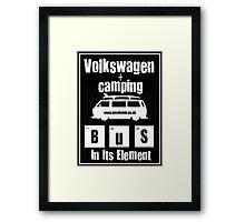 Volkswagen Element Framed Print