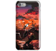 legend iPhone Case/Skin