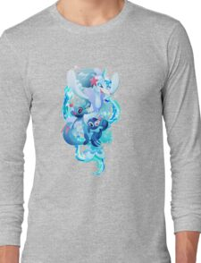 Popplio, Brionne and Primarina Long Sleeve T-Shirt