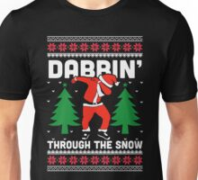 Dabbin Through The Snow Unisex T-Shirt