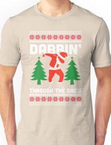 Dabbin Through The Snow Unisex T-Shirt