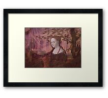 Earthly Delights Framed Print
