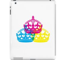 Royal Primary Colours iPad Case/Skin