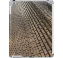 Gold and Gray iPad Case/Skin