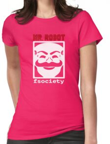 F society Womens Fitted T-Shirt