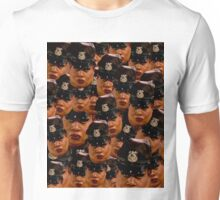 get those nuts away from my face Unisex T-Shirt