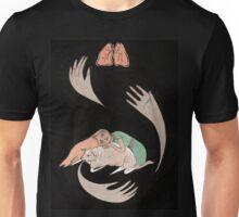 Purity Ring Shrines logo Unisex T-Shirt