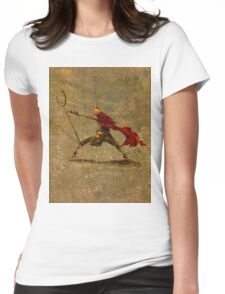 archery Womens Fitted T-Shirt