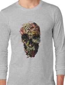 Smyrna Skull Long Sleeve T-Shirt