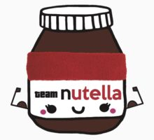I Workout For Nutella  One Piece - Short Sleeve