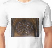 Stained Glass Window Unisex T-Shirt