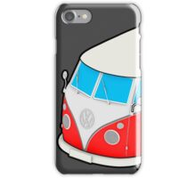 Camper van iPhone Case/Skin