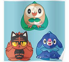 Starters Poster