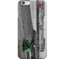 View of Galway Harbour iPhone Case/Skin