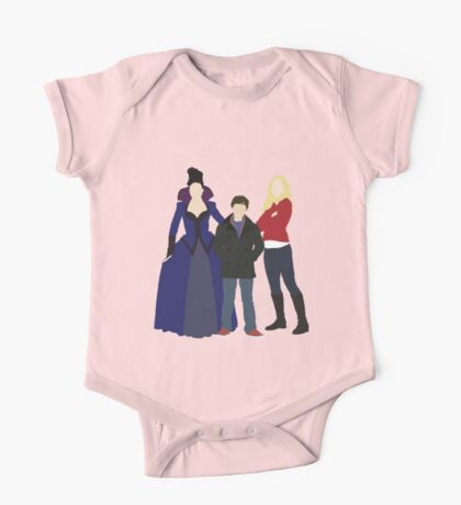 Swan Mills Family One Piece - Short Sleeve