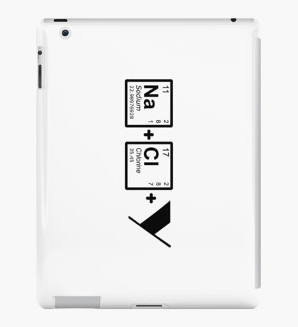 Salty, also iPad Case/Skin