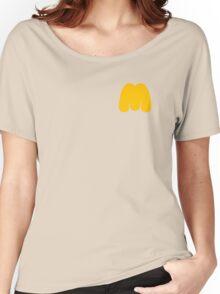 Fat Mc Donald's  Women's Relaxed Fit T-Shirt