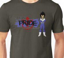 Saiyan Pride Training Academy - Blue Unisex T-Shirt