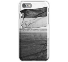 The Edge Of Space.. iPhone Case/Skin