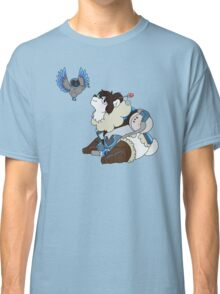 Polar Mei and Owl Snowball Classic T-Shirt