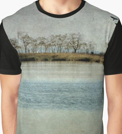 The River Of Time Graphic T-Shirt