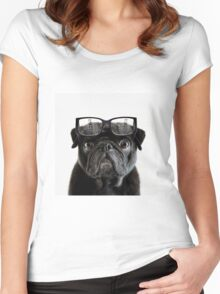 Eye Sore Women's Fitted Scoop T-Shirt
