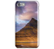Church Mountain Iceland iPhone Case/Skin