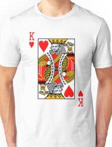 Tony Parker, King of Hearts  Unisex T-Shirt