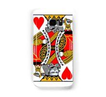 Tony Parker, King of Hearts  Samsung Galaxy Case/Skin