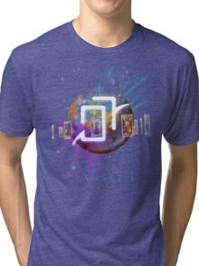FFXIV Astrologian - Stars in Our Faults Tri-blend T-Shirt