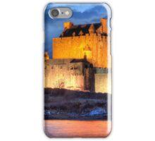 Eilean Donan Castle HDR , January 2016 iPhone Case/Skin