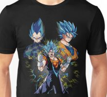 Goku and Vegeta fusion Unisex T-Shirt