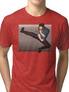 TWD Jesus Tri-blend T-Shirt