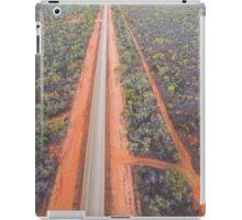 broome road areal  iPad Case/Skin